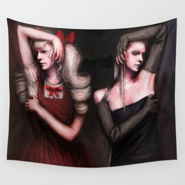 Alice and Maggie Wall Tapestry