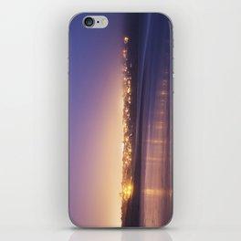 City Glow iPhone Skin