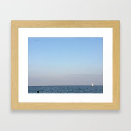 Spain Framed Art Print
