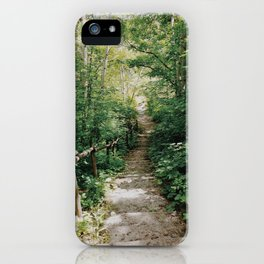 Steps to Somewhere  iPhone Case