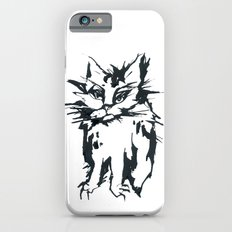 Angry Cat Slim Case iPhone 6s