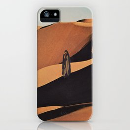 I Was Told to Wait Here III iPhone Case