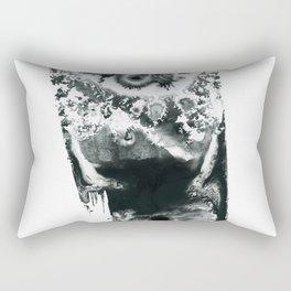 Polar Minimalism 2 Rectangular Pillow