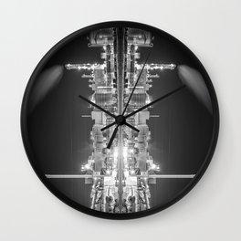 What do you see II Wall Clock