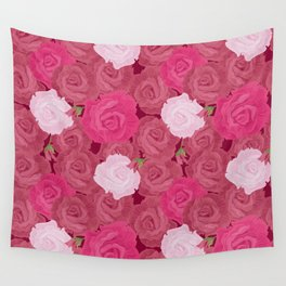 Roses foYou Wall Tapestry