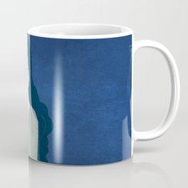 My tears are blue Coffee Mug