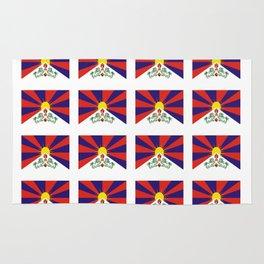 flag of thibet,བོད,tibetan,asia,china,Autonomous Region,everest,himalaya,buddhism,dalai lama Rug