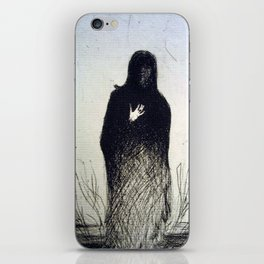 Mary iPhone Skin