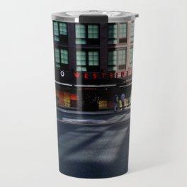 Westside Market Morning Reflection Travel Mug