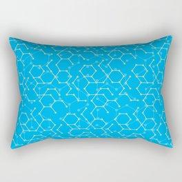 Atom boy Rectangular Pillow
