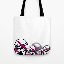 THE MICE & THE WEASELS Tote Bag