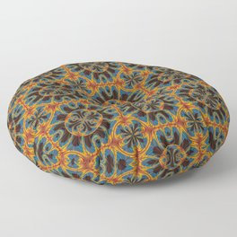 Tapestry pattern Floor Pillow