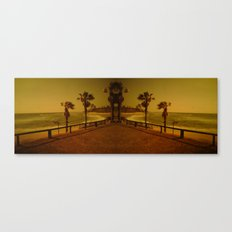 horizon Canvas Print