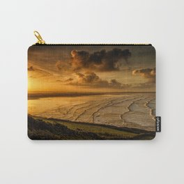 Surfer Sunrise Carry-All Pouch