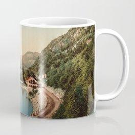 Dalen, Telemarken  Norway 1890 Coffee Mug