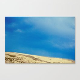 Bluest Sky Canvas Print