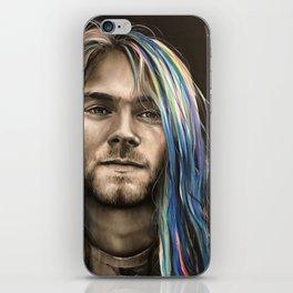'(New Wave) Kurt' iPhone Skin
