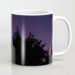 Purple Tapestry  Coffee Mug