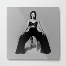 Demi #10 Metal Print
