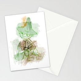 Snufkin  Stationery Cards
