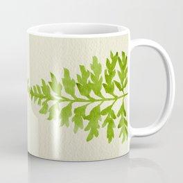 Lime Fern Coffee Mug