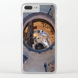 Space Station Clear iPhone Case