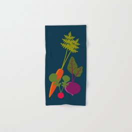 Vegetable Medley Hand & Bath Towel
