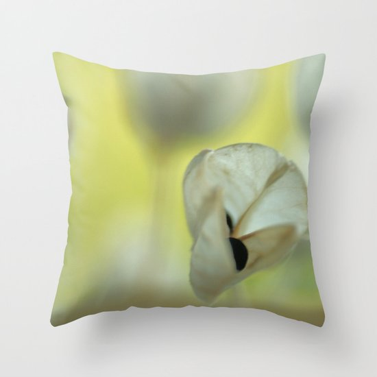 Let´s talk about it... Throw Pillow