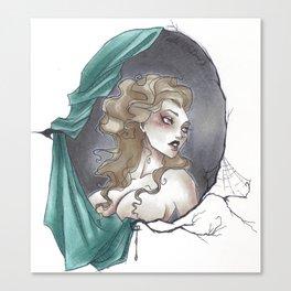 Psyche Canvas Print