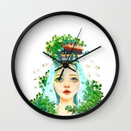 The era of knowledge Wall Clock