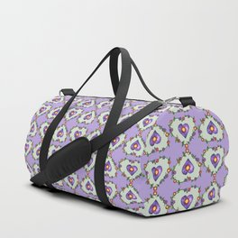 Heartily Floral Duffle Bag