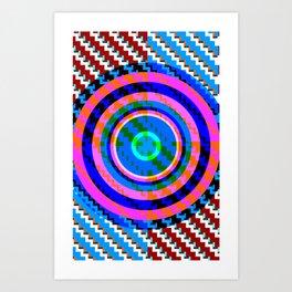 Hypnotic no.2 Art Print