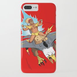 Male Pattern Badness iPhone Case