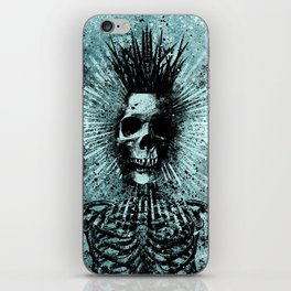 Death King iPhone Skin