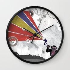 Audio Gorilla Wall Clock