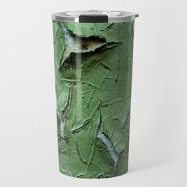 Green Paint II Travel Mug
