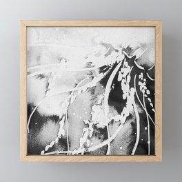 Jelly Study #3 (Version 3) Framed Mini Art Print