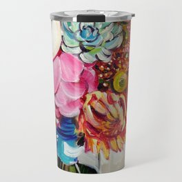 Everlasting Bouquet Travel Mug