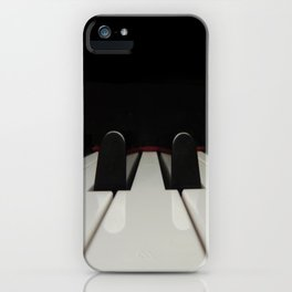 PIANO MUSIC - A DO-RE-ME iPhone Case