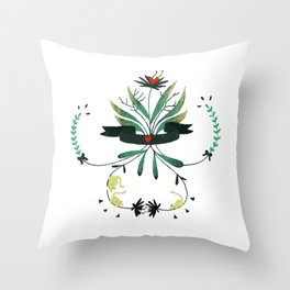 Souris Throw Pillow