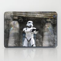storm trooper iPad Cases featuring Storm Trooper by BuyArt