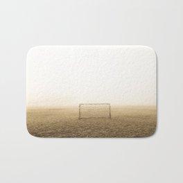 Soccer Field Bath Mat