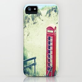 A Call From Paradise iPhone Case
