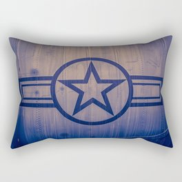 Low Visibility  Rectangular Pillow