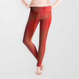 Pattern softorange Leggings