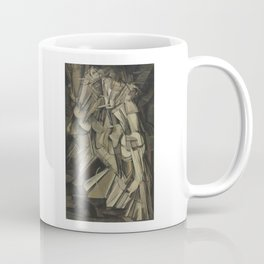 Marcel Duchamp - Nude Descending a Staircase, No. 2 Coffee Mug