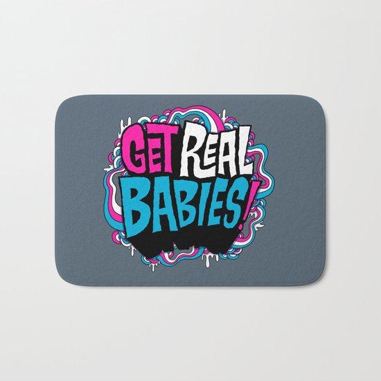 Get Real.... Bath Mat
