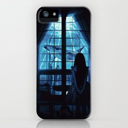 Nightly Visit iPhone Case
