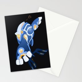 Kyogre - Save the Ocean! Stationery Cards