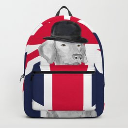 BOWLER HAT WEIM Backpack